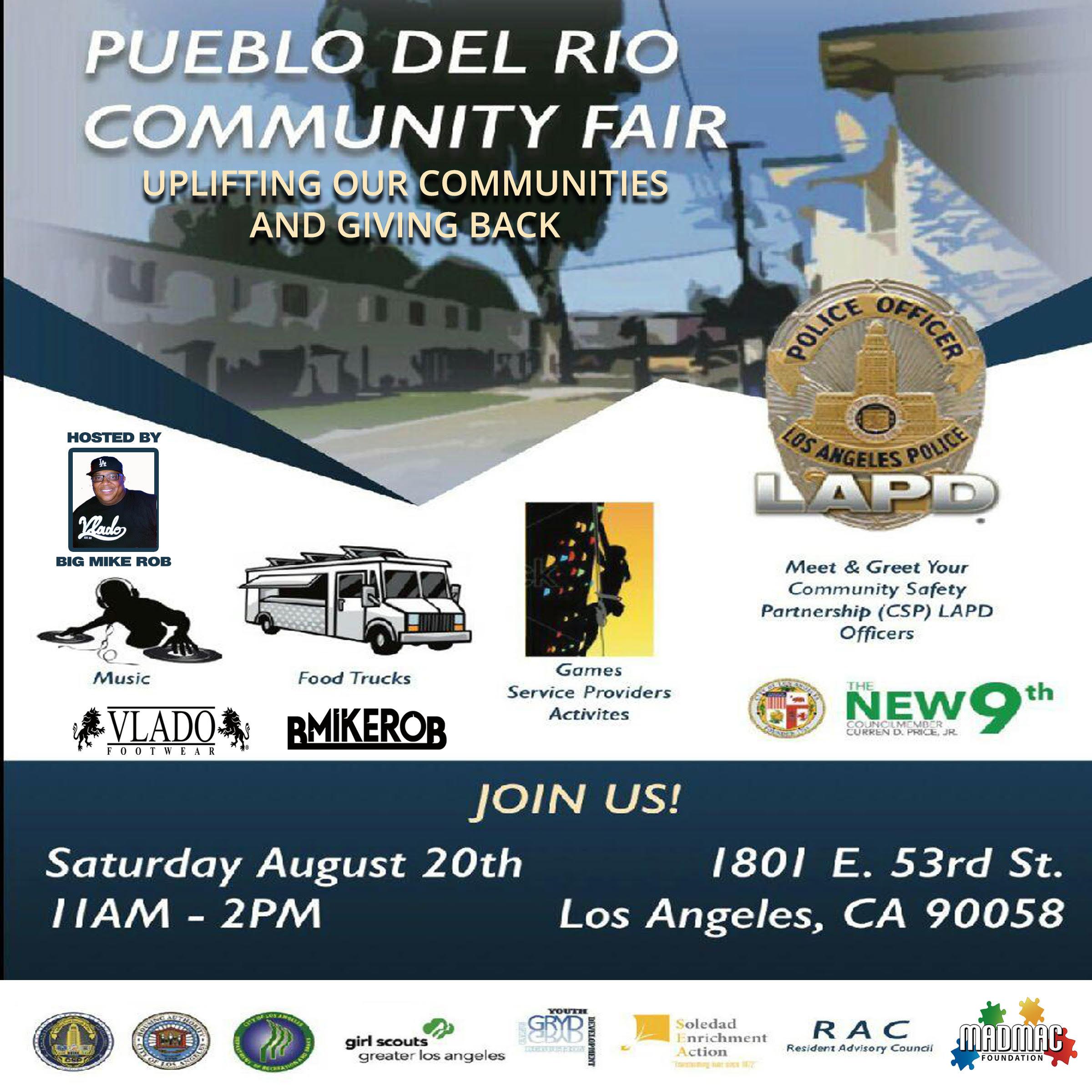 PuebloDelRioCommunityFair